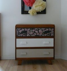 meubles on pinterest bebe commode vintage and kids dressers. Black Bedroom Furniture Sets. Home Design Ideas