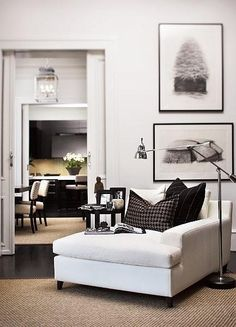 Reading nook - lounge area
