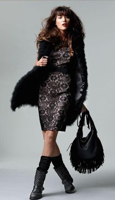 <3 this lace, sheath dress.