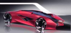 Cool Ferrari 2017:  ...  nice sketch Check more at http://carsboard.pro/2017/2017/03/05/ferrari-2017-nice-sketch/