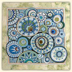 Marianne Burr - Ezekiel's Wheels