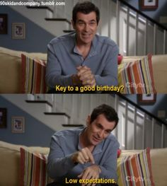 a large collection of phil duphny's best moments on modern family throwout the years that will make anyone laugh. Modern Family Memes, Phil Dunphy Quotes, Movie Quotes, Funny Quotes, Fandoms, Happy Birthday Funny, Birthday Humorous, Just For Laughs, Modern Family