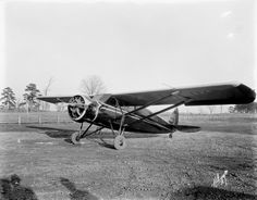 Airplane  from Negatives from the Charlottesville photographic studio plus an index volume; Holsinger's Studio (Charlottesville, Va.) (1890-1938) Albert and Shirley Small Special Collections Library, University of Virginia.