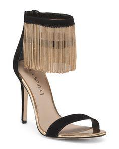 Suede+Tolsa+Ankle+Strap+Sandal