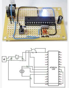 Pin by joe's videos on tech Electronics Projects, Hobby Electronics, Arduino Projects, Circuit Projects, Tattoo Technology, Ipod Touch, Electronic Gifts For Men, Iphone 6, Arduino Board