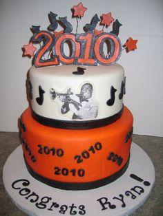 Graduation Cake Idea
