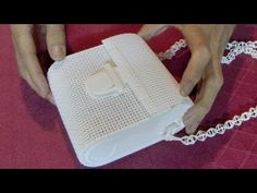 Check out Woven Purse by vertigopolka on Shapeways and discover more 3D printed products in Other.