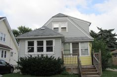 City of Milwaukee Tax Foreclosure Listed for $23,000. 3bd/2ba bungalow home with 2c garage, enclosed sunporch, artificial fireplace, living room, dining room, built-in cabinets, eat-in kitchen and more! N. 58th/Villard Avenue.