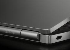 Details we like / Laptop / Hinge / Chrome / Minimal / at inspiration