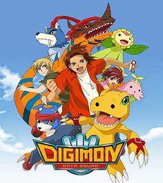 Digimon Savers / Digimon Data Squad