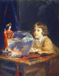 The Son of the Artist - Philip de Laszlo