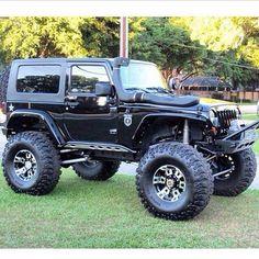 Hate that I love you~ jeep Jeep Jk, Jeep Truck, Station Wagon, Jeep Photos, Badass Jeep, Offroader, Black Jeep, Custom Jeep, Custom Trucks