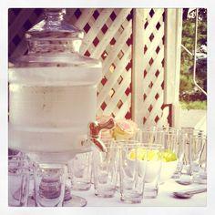 Bar à eau