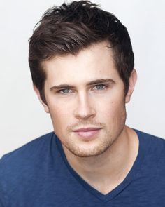 David Berry, Melbourne actor //Lord John Grey - wonder if they'll dye his hair blonde?!