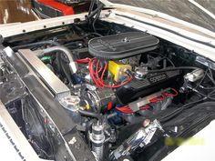 1963 FORD GALAXIE 500 CUSTOM FASTBACK