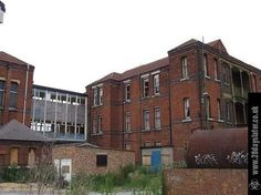 UK, Isleworth, West Middlesex Hospital - this hospital was originally built as an infirmary for the Newbrentford Workhouse in Abandoned when new hospital was built nearby. Top Hospitals, New Hospital, Brentford, Local History, West London, Asylum, Ancestry, Abandoned, The Past