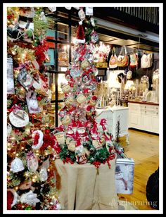 Christmas display at Canton Trade Days -- Often Charming Canton Texas Trade Days, Canton First Monday, Comfort And Joy, Antique Show, Flea Markets, Real Life, Exotic, Road Trip, Boss