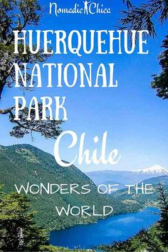 This is Huerquehue Park near Pucon in Chile. Click the Pin to read more about it!