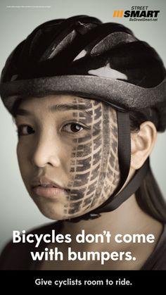 Campaña de seguridad vial del Metropolitan Washington Council.