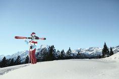Skifahren in Reith bei Seefeld Youth Olympic Games, Winter Olympic Games, Winter Olympics, Natural Park, Zermatt, Felder, Sea Level, Winter Holidays, Alps