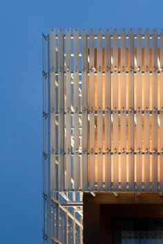 TraceImage - Xuzhou   Mega Center Facade Lighting, Built Environment, Architecture Details, Landscape Design, Blinds, Interior Design, Gallery, Building, Image
