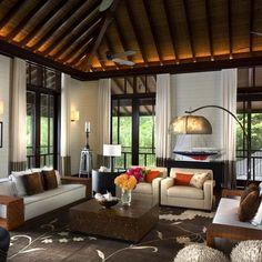 Four Seasons Resort Seychelles Hirsch Bedner Associates - Portfolio