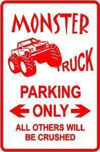 Monster Truck Bedroom on Pinterest   Monster Trucks, Monsters and ...