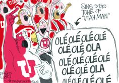 This Pat Bagley editorial cartoon appears in The Salt Lake Tribune on Thursday, July World Cup, Utah, Thursday, Salt, Cartoons, Editorial, Cartoon, Animated Cartoons, World Championship