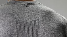 _ Nike Dri-fit knitted t-shirt