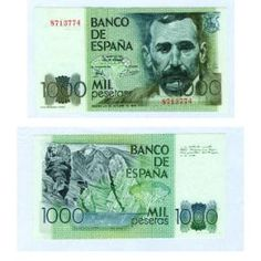 Billete 1.000 pesetas