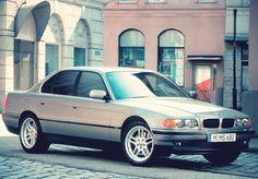 Automóviles8090: BMW 7 Series 1998