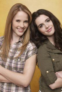 Switched at Birth - two teenaged girls discover they were accidentally switched at birth and have grown up in each others' biological families.  Shenanigan ensue.  BONUS:  Love this show for learning about deaf culture!