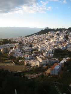 Chefchaouen wikitravel article