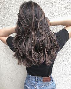 Redhead Hairstyles, Korean Hairstyles, Japanese Hairstyles, Men Hairstyles, Hair Color Balayage, Hair Highlights, Medium Hair Styles, Curly Hair Styles, Hair Color For Black Hair