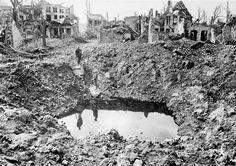 Kraterland WW1