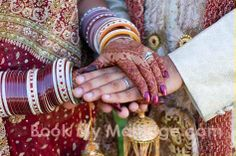 Bookmymarriage.com, Our On line Marriage Portal which take care of Indian Singles. This is the complete matrimonial services provider. We have large team staff which provide best services to our clients. Our main motive is that customers satisfaction.