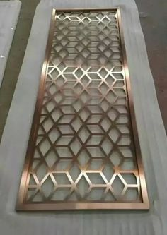 Ideas For Laser Cut Metal Screen Ideas Decorative Metal Screen, Decorative Screens, Grill Door Design, Metal Decor, Decorative Screen Panels, Window Grill Design, Metal Door, Metal Furniture, Lasercut Design