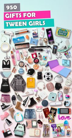 See 950 Gifts For Tween Girls Whether You Are Looking Christmas Or Birthday Weve Got Over Gift Ideas