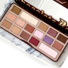 Too Faced Chocolate Bar Palette | Review and Swatches