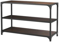 Industrial Empire TV Stand - Tv Stands - Home Theater - Furniture | HomeDecorators.com