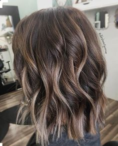 Image result for lob brunette ash balayage winter 17