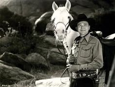 Tex Ritter, cowboy singer and actor, the father of John Ritter. Tex Ritter, John Ritter, Best Country Music, Country Music Artists, George Jones, Cowboy Up, Western Movies, Old West, Me Me Me Song