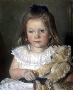 Teddy's Company-Michael Peter Ancher (1849 – 1927, Danish)