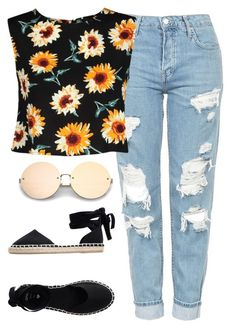 """""""Very cute, yet simple 41"""" by lollypopz951 on Polyvore featuring Topshop and ONLY"""