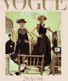 Be trendy my friend - http://www.betrendymyfriend.com/vogue-italia-y-otra-bella-portada/