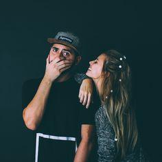 > cute couple <