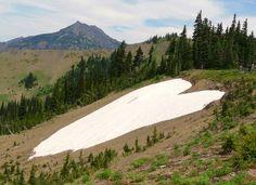 Snow Heart — Washington Trails Association