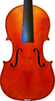 Violin by Jean Baptiste Vuillaume-c.18..-Front Table-(Serial Nu. 2)