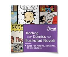 29 Best Teacher Resources For Using Graphic Novels Images In 2018