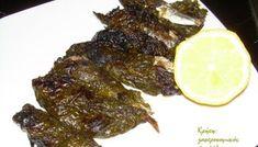 Αμπελόφυλλα (κληματόφυλλα): συντήρηση στην κατάψυξη - cretangastronomy.gr Main Menu, Everyday Food, Greek Recipes, Steak, Pork, Cooking, Ethnic Recipes, Anonymous, Foods